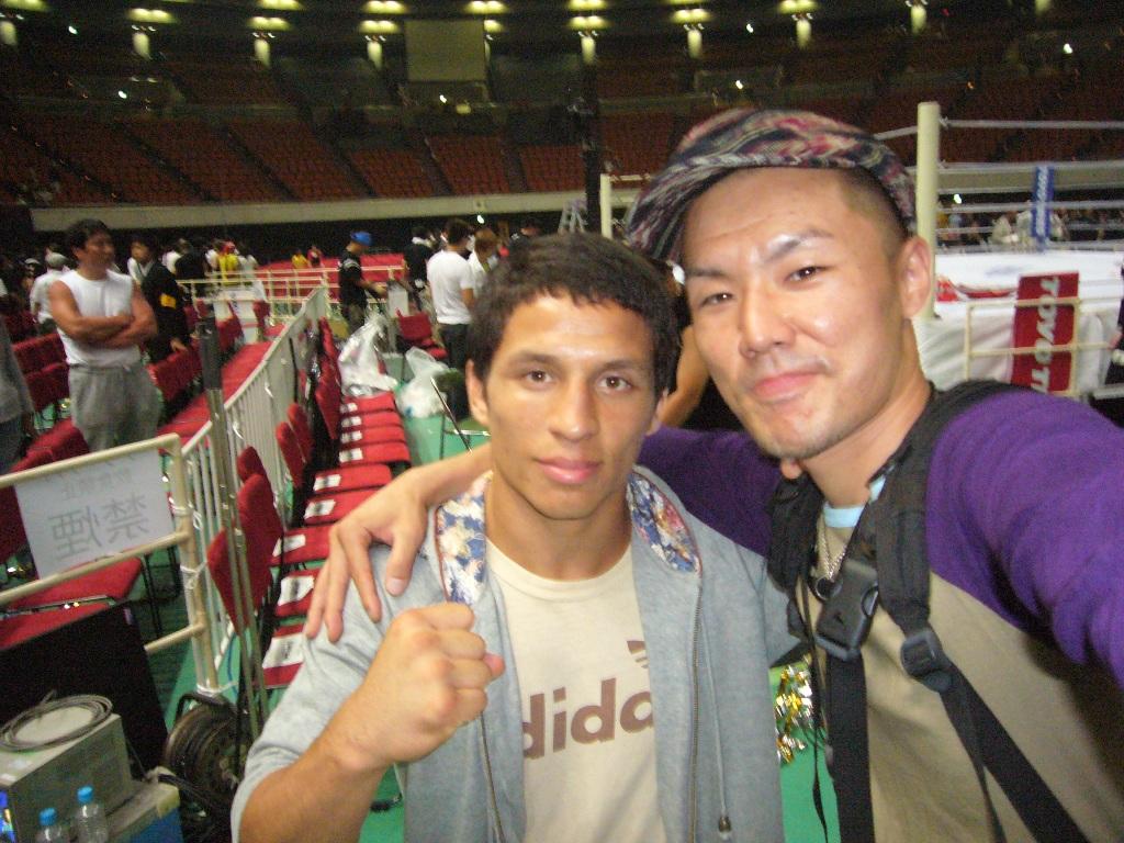 UFC152フライ級タイトルマッチ ジョセフ・ベナビデス