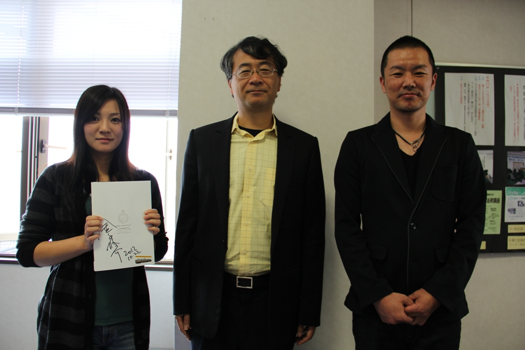 映画「百年の時計」金子修介監督との交流会やイベント、TVニュース