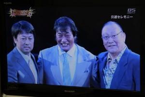小橋建太引退興行・川田利明・渕正信